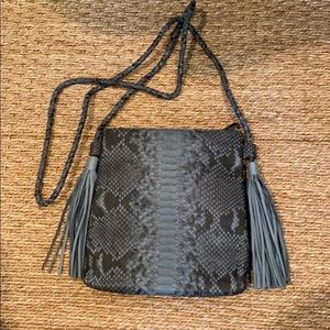New Presmer Python Skin with cotton lining purse